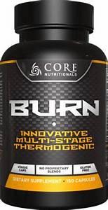 Core BURN by Core Nutritionals at Bodybuilding.com! - Best ...