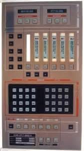 Original Star Trek Transporter Control Panel