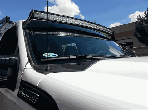 F250 Light Bar Mounts by Roof Mounts For Rds Series Curved Led Light Bars By Rigid