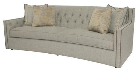 Bernhardt Sofa by Bernhardt Sofa With Transitional Elegance Reeds