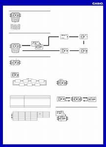 Casio Watch 2888 User Guide