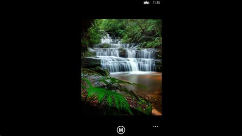 Animated Waterfall Wallpaper For Windows 8 - waterfall hd wallpapers for windows 10 pc mobile free