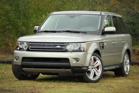 2018 Land Rover Range Rover Sport Quick Spin Photo