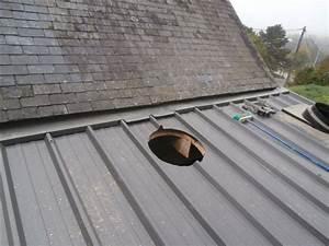 Bac Acier Point P : bac acier clairage naturel cuisine conduits de lumi re ~ Dailycaller-alerts.com Idées de Décoration