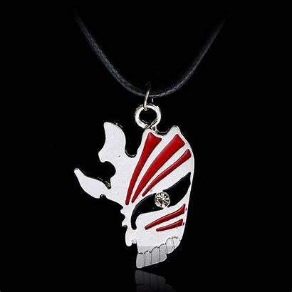Bleach Mask Ichigo Anime Skull Broken Kurosaki