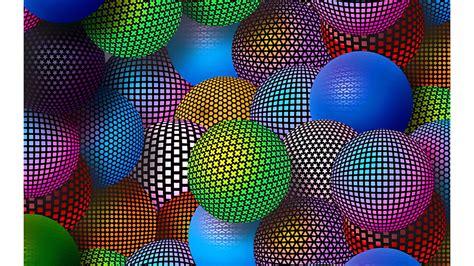 Wallpaper Hd Abstract Music New Balls 2016 4k Wallpaper Free 4k Wallpaper