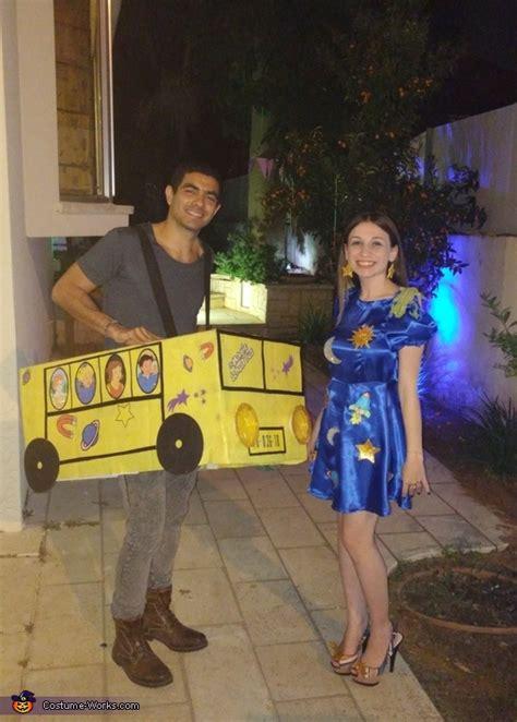 magic school bus costume diy costumes