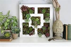 Mur Végétal Intérieur Ikea : fabriquer un mur v g tal int rieur ou tableau v g tal ~ Dailycaller-alerts.com Idées de Décoration