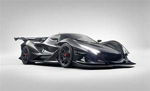 The Apollo Intensa Emozione Is A V12 Monster That Makes A ...