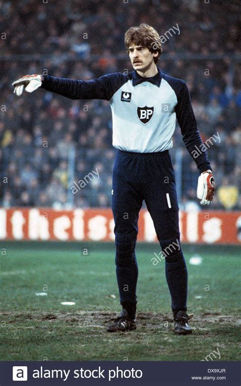 ulrich stein hamburg football bundesliga 1980 1981 ruhr stadium vfl bochum versus stock photo royalty free image