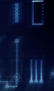 Hi Tech Phone Wallpaper | Technology wallpaper, Phone ...