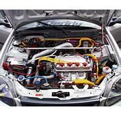 Street Sports Project Cars 1999 Honda Civic DX HB
