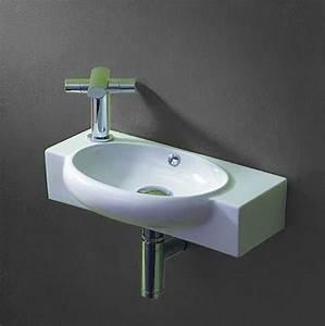 Waschbecken Gäste Wc : g ste wc waschbecken keramik nano lavabo in tr llikon ~ Michelbontemps.com Haus und Dekorationen