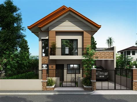 phd  pinoy house designs philippines house design simple house design  storey