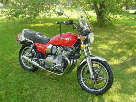 1982 Suzuki Gs750t 1982 suzuki gs750t classic motorcycle pictures