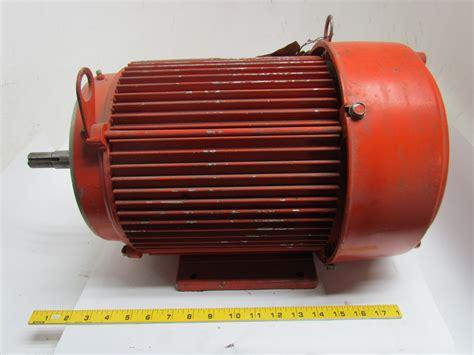 Us Motors G74265 Unimount 125 7.5hp 3ph 3525rpm 230v Te