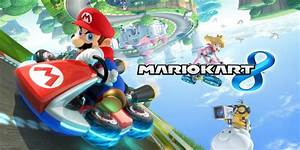 Mario Kart 8 Wii U Spiele Nintendo