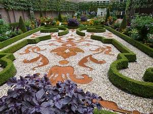 Gravier Pour Jardin : idee deco jardin gravier ideeco ~ Premium-room.com Idées de Décoration