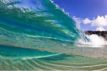 Waves Beach Desktop Wallpapers Wave Hawaii