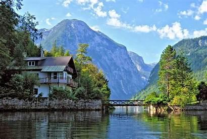 Austria Nature Desktop Backgrounds Wallpapers Country Views
