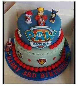 Paw Patrol Cake Decor Edible Icing for Paw Patrol Theme Cakes