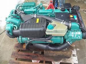 Volvo Penta Kad42 Kompressor Diesel Engine Volvo Penta Kad42 Kompressorr Diesel Engine Motor For