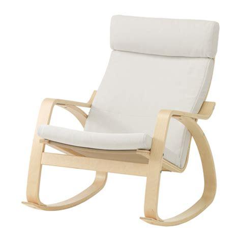 po 196 ng rocking chair finnsta white ikea