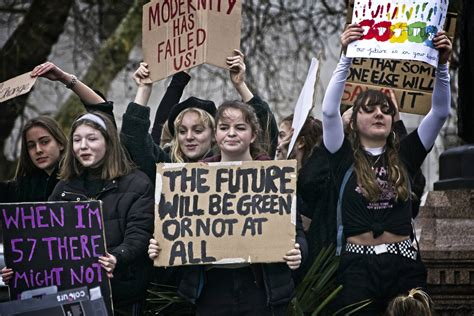 Global Climate Strike: Kids Are Demanding Action, but Will ...