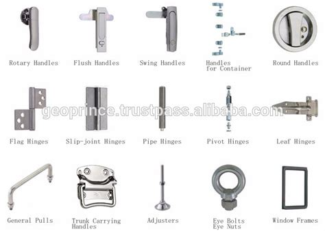 Durable And Reliable Horizontal Types Of Door Locks For