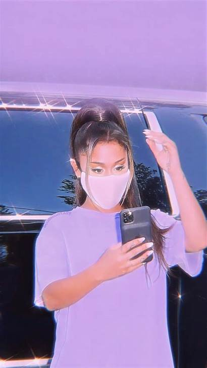 Ariana Grande Sweetener Lockscreen Photoshoot Dangerous Birthday