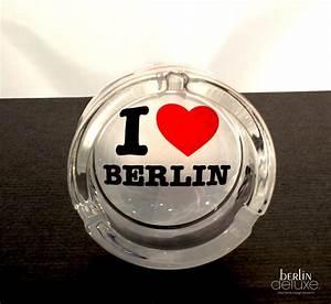 Berlin Souvenirs Online : ashtray i love berlin gifts design berlin souvenirs online ~ Markanthonyermac.com Haus und Dekorationen