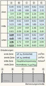 Stahlbeton Bewehrung Berechnen : 4h hora details ~ Themetempest.com Abrechnung