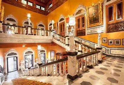 Palace Falaknuma Taj Indian India Hyderabad Hotels