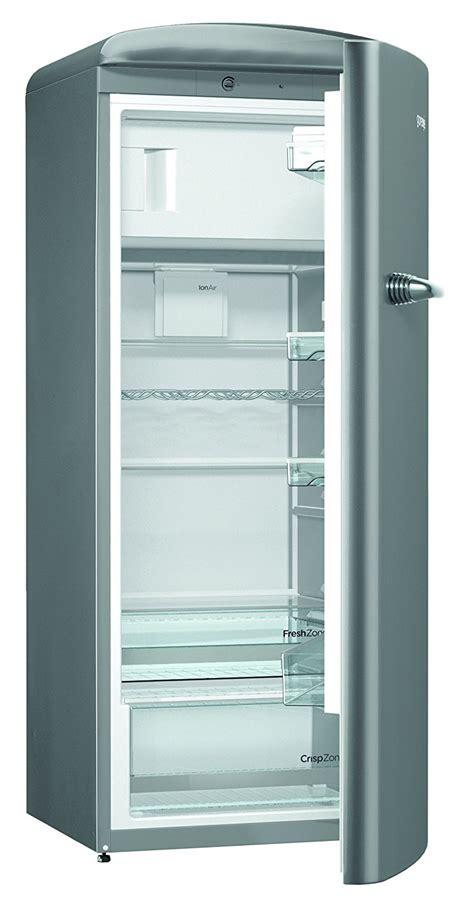 Kühlschrank Silber Mit Gefrierfach by Gorenje Orb 153 X K 252 Hlschrank Mit Gefrierfach154 Cm Grau