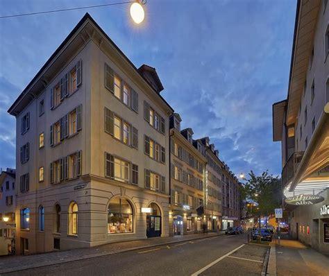 Sorell Hotel Rütli In Canton Of Zurich