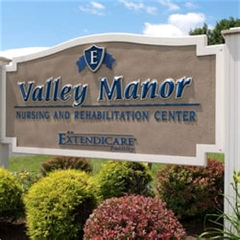 Manor Care Sinking Pa by Valley Manor Nursing And Rehabilitation Center