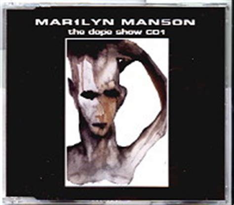 marilyn cd single at matt s cd singles
