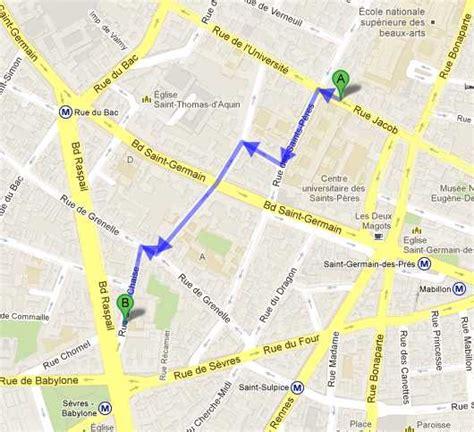 9 rue de la chaise pin maps 9 dhtml menu by milonic javascript