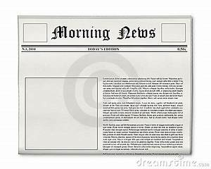 free printable newspaper template for students - empty newspaper template the best resume