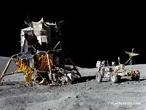 Moon Landing Craft - Pics about space