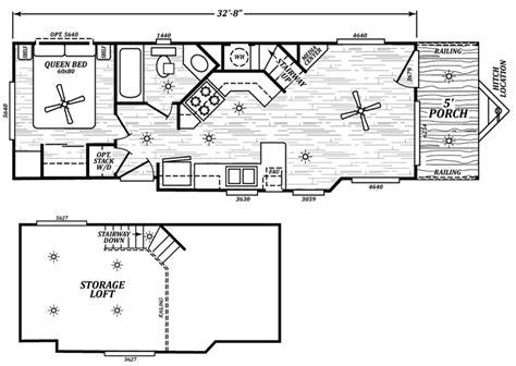 king creek 12 x 36 park model rv floor plan factory expo