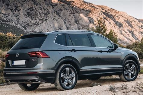 Discover the volkswagen tiguan allspace, with a longer wheelbase and room for 7 people, it's perfect for adventurers. Hot Car Leasing | Volkswagen Tiguan Allspace SE Nav 2.0 ...