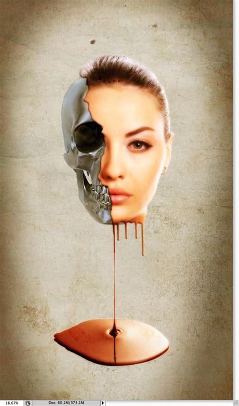 dark horror photoshop tutorials psddude