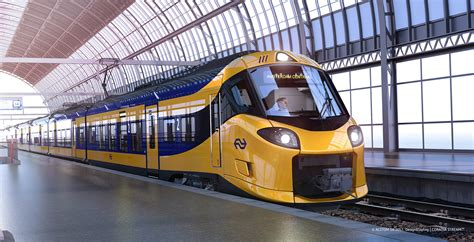 [PL / Expert] Alstom, NS unveil a new production line for ...