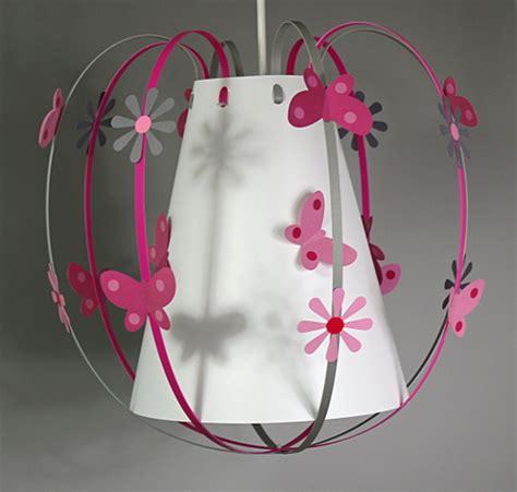 plafonnier chambre bébé fille suspension luminaire bebe fille