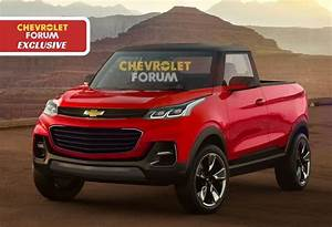Chevy's New Compact Pickup Truck: What to Expect