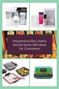 Inexpensive But Useful Secret Santa Gift Ideas for