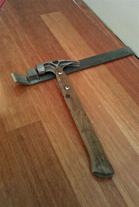 Which laminate flooring tools and cutters I use