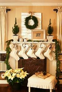 20, Christmas, Mantel, Decorations, Ideas, For, This, Year