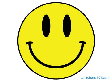 Drawn Vector Smiley Face  Pencil And In Color Drawn